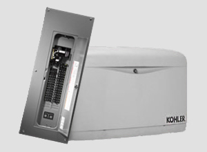 Kohler 14kW and Transfer Switch